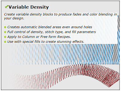 variabledensity